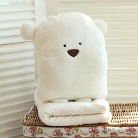 龙猫抱枕被子两用靠垫空调毯子空调被 龙猫公仔暖手生日礼物女生