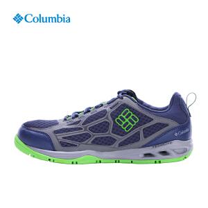 【领卷满400减100】Columbia哥伦比亚户外男鞋轻盈透气涉水鞋溯溪鞋两栖鞋BM2676