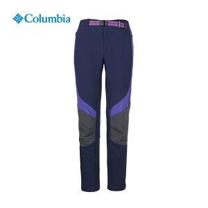 【领卷满400减100】Columbia哥伦比亚户外女款舒适透气登山徒步冲锋裤PL8133