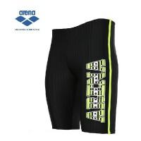 Arena阿瑞娜 2014新款男士及膝泳裤 舒适运动休闲泳裤 有排水线