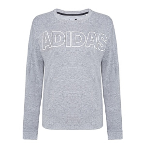 adidas阿迪达斯2016年新款女子训练系列针织套衫AJ6428