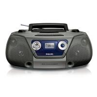 Philips/飞利浦AZ1852/93 收录机 手提音响 CD机 磁带机胎教机 插U盘