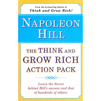 The Think and Grow Rich Action Pack(ISBN=9780452266605)
