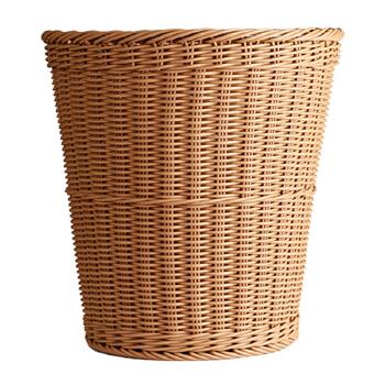 pp编织多功能收纳桶垃圾桶杂物桶进口原料手工编织