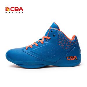 【618狂嗨继续】CBA篮球鞋 男士中高帮耐磨篮球鞋男款运动鞋男鞋减震防滑篮球战靴