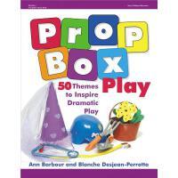 【预订】Prop Box Play: 50 Themes to Inspire Dramatic Play