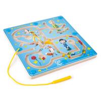 【当当自营】德国Hape 小王子 迷宫儿童玩具木制宝宝益智启蒙智力 824605