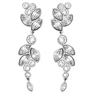 SWAROVSKI/施华洛世奇 Diapason Medium优雅花朵穿孔耳环 5180709 支持礼品卡支付