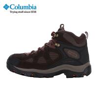【满500减150】Columbia哥伦比亚户外男鞋防水透气中高帮徒步鞋登山鞋DM1054