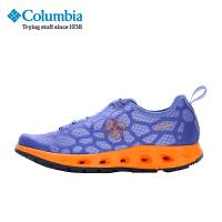 【领卷满400减100】Columbia/哥伦比亚夏季女款轻便透气缓震两栖溯溪鞋DL1200