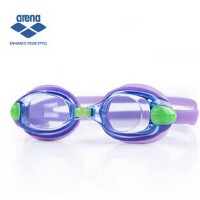 Arena阿瑞娜 青少年泳镜 儿童防雾泳镜 正品防水游泳眼镜