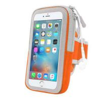 时尚耐用跑步手机臂包运动手臂包臂袋苹果健身装备绑带臂带男女臂套手腕包