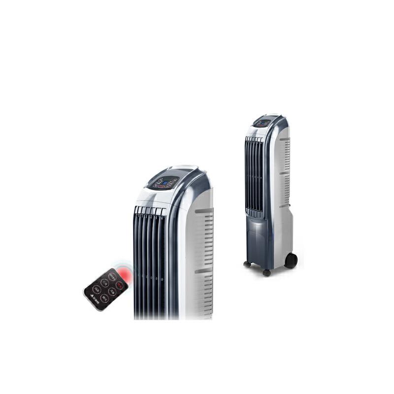 艾美特电风扇 cftw10-14 空调扇 单冷型冷气扇 led显示屏遥控电风扇