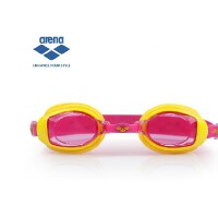 Arena阿瑞娜  hello Kitty 系列儿童泳镜 防雾防水