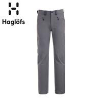 Haglofs火柴棍男款轻便四向弹力防风软壳长裤601204