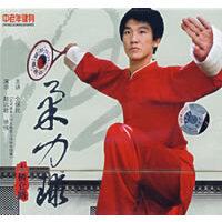 柔力球太极套路(VCD)
