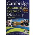 剑桥高阶英语学习词典(附CD-ROM)第3版特印版——剑桥大学800周年志庆纪念版 Cambridge Advanced Learner's Dictionary with CD-ROM