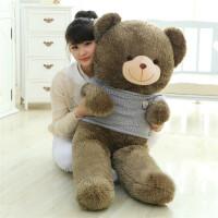 泰迪熊公仔毛绒玩具熊大号布娃娃女生抱抱熊毛衣熊公仔生日礼物女