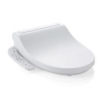 【当当自营】 松下(Panasonic)DL-5225TCWS 松下洁乐即热智能马桶盖坐便盖板洁身器