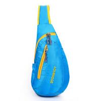 男女大容量运动包户外多功能单肩包 收纳包防泼水 胸包休闲斜挎包