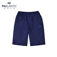 派克兰帝品牌童装 夏装新款男童徒步短裤 儿童短裤