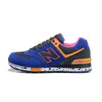 新百伦鞋业公司授权NB BaoBei574男女鞋复古跑步鞋时尚情侣休闲运动鞋