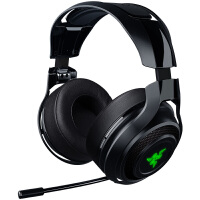 Razer/雷蛇 战神 ManO'War 7.1声道 旗舰级幻彩无线游戏耳麦耳机