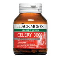 【澳洲直邮】BLACKMORES 澳佳宝  西芹籽芹菜籽精华50片1瓶 海外购