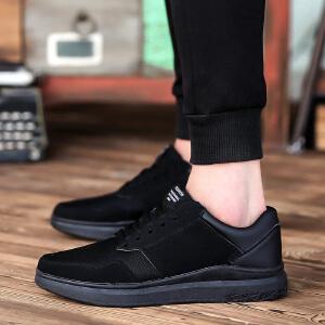罗兰船长  运动鞋男鞋耐磨气垫减震跑步鞋