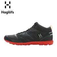 Haglofs火柴棍男款户外轻便透气徒步鞋497040