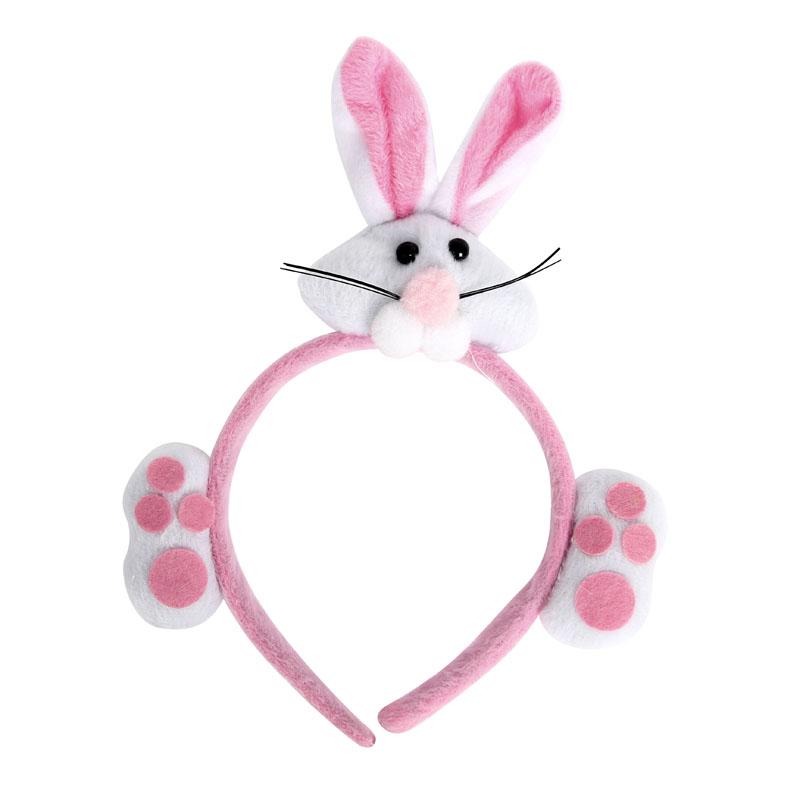 大贸商 兔耳朵 儿童 韩国 发箍头饰 发饰 儿童玩具kj00425
