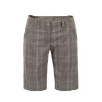 狼爪(Jack Wolfskin)女款休闲透气格纹沙滩裤 1501701