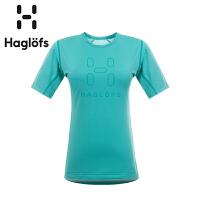Haglofs火柴棍女款导湿排汗运动T恤602871