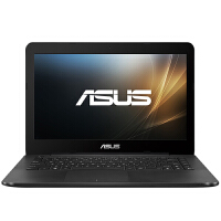 华硕(ASUS)W419LJ5500 14英寸笔记本电脑学生游戏本 I7-5500U 4G内存 1T硬盘 GT920M-2G独显