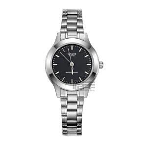 卡西欧(CASIO)手表指针系列商务时尚石英女表LTP-1128A-1A