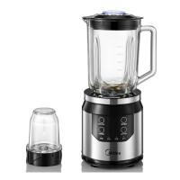 Midea/美的 MJ-BL80Y21多功能全自动破壁机料理机家用玻璃搅拌机榨汁机