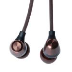 梦音 M290手机耳机入耳式耳塞耳麦金属重低音面条线控魔音带话筒 主流手机通用线控手机语音通话耳机。