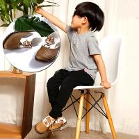 梓缇童鞋 儿童皮鞋休闲小白鞋 男童女童皮鞋 英伦婚礼花童演出鞋 系带礼服鞋 运动鞋凉鞋