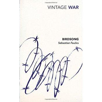 英文原版 Vintage War Classics: Birdsong  鸟鸣