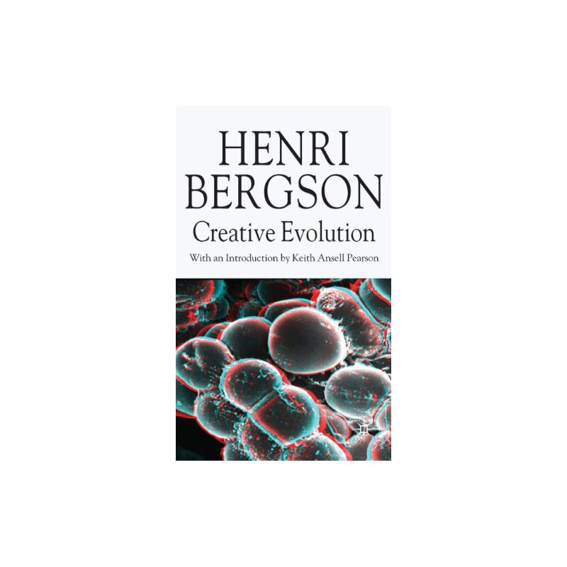 an analysis of the creative evolution by henri bergson Henri bergson, creative evolution (translated from the third french edition by m bulgakov he hastens to add on the plea of further analysis that.