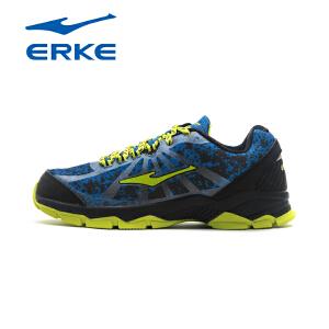 鸿星尔克男鞋运动鞋男新款登山鞋休闲耐磨旅游鞋户外鞋