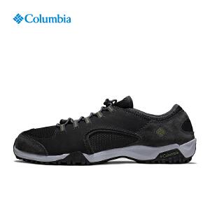 【领卷满400减100】Columbia哥伦比亚户外17春夏新品男款舒适抓地休闲鞋DM1087