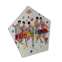 至上励合:2011新EP专辑《LUCKY BOYS》CD+歌词本