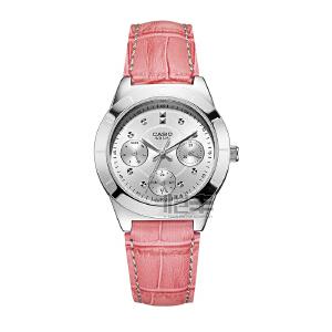 卡西欧(CASIO)女士手表简约时尚指针商务防水女士手表LTP-2083L-4A/LTP-2083L-1A/LTP-2083D-1A/LTP-2083D-7A/LTP-2083SG-7A