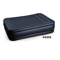 INTEX67736/38豪华双人加大加宽加厚双层充气床垫气垫床