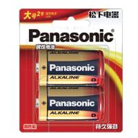 Panasonic松下LR20BCH/2B 1号大号D型碱性电池 LR20 1.5V 煤气灶/热水器用 2粒