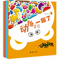 眼力大搜索系列(共4册)