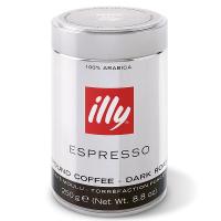 【春播】意大利知名品牌 illy深度烘焙浓缩咖啡粉 250g