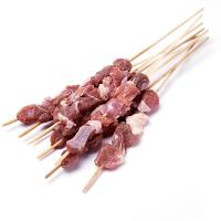 【春播】知牧锡林郭勒草原有机放牧原味羔羊肉串160g