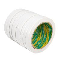 大贸商 双面胶带自粘性儿童手工胶带18米长1cm宽两面胶带 EF25073